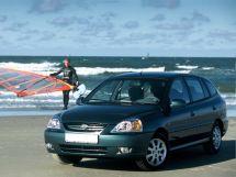 Kia Rio рестайлинг, 1 поколение, 10.2002 - 02.2005, Универсал