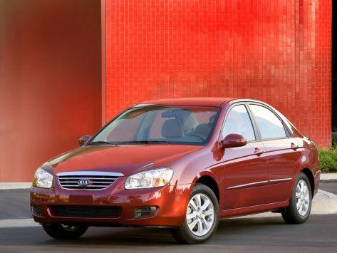 Kia Spectra (LD) 10.2006 - 09.2009