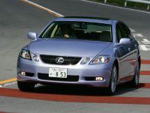 Lexus GS350 2005, седан, 3 поколение, S190