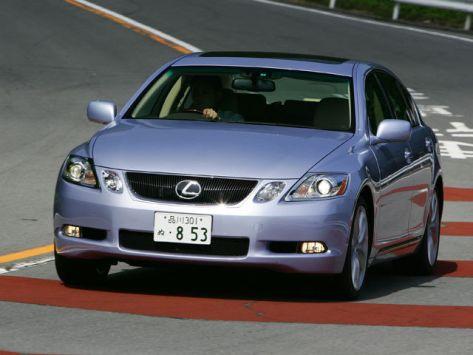 Lexus GS350 (S190) 07.2005 - 09.2007
