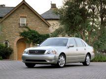 Lexus LS430 2000, седан, 3 поколение, XF30
