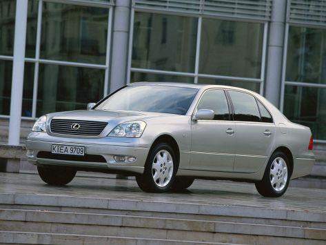 Lexus LS430 (XF30) 08.2000 - 01.2003