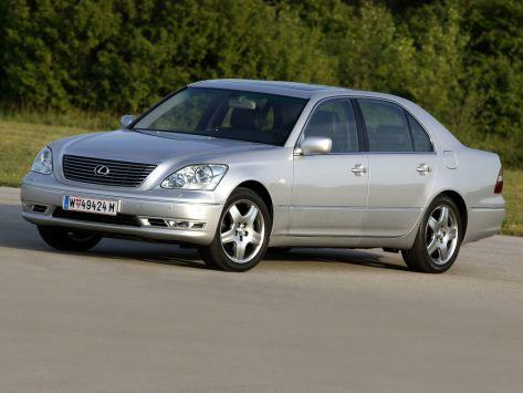 Lexus LS430 (XF30) 09.2003 - 07.2006