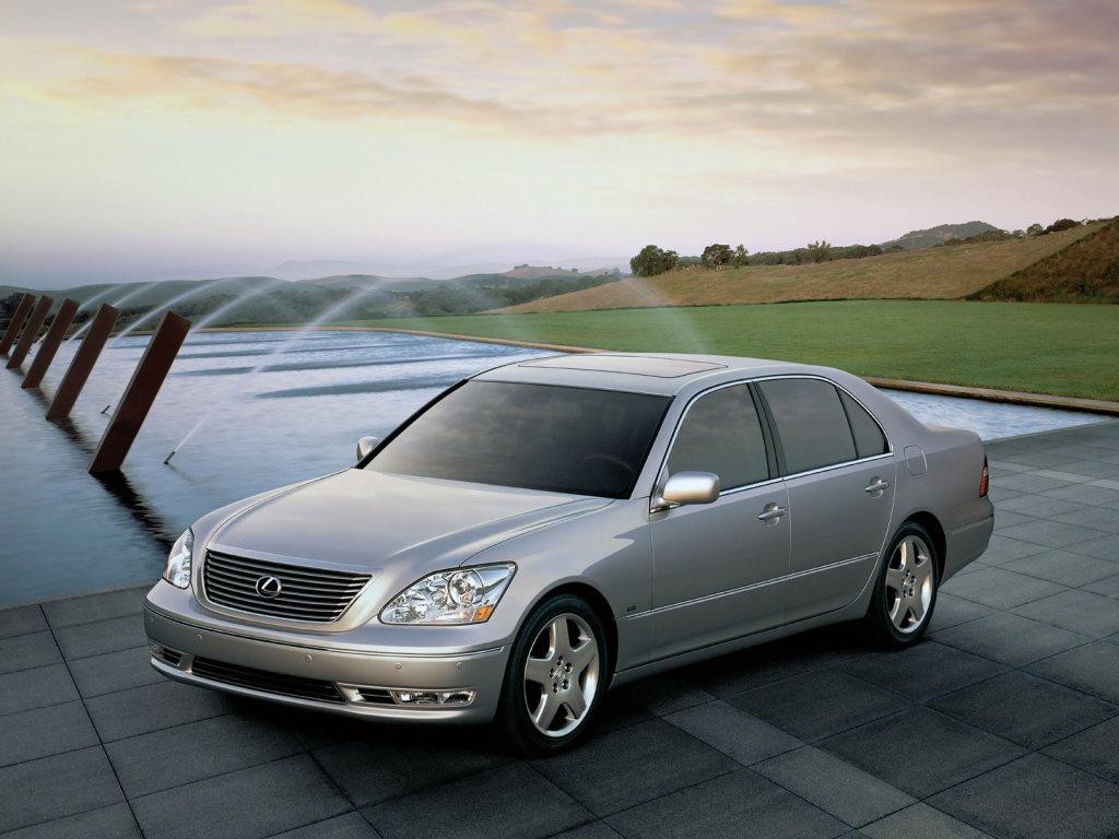 2003 Lexus Ls430 >> Lexus LS430 рестайлинг 2003, 2004, 2005, 2006, седан, 3 поколение, XF30 технические ...