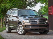Lincoln Navigator рестайлинг 2014, suv, 3 поколение