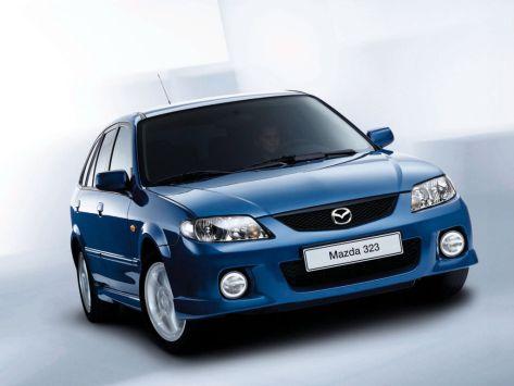 Mazda 323 (BJ) 04.2000 - 09.2003