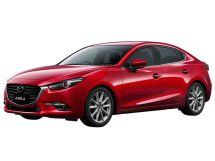 Mazda Axela рестайлинг 2016, седан, 3 поколение, BM