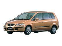 Mazda Premacy 1 поколение, 04.1999 - 06.2001, Минивэн