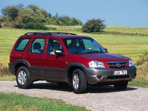 Mazda Tribute (EP) 10.2000 - 12.2003