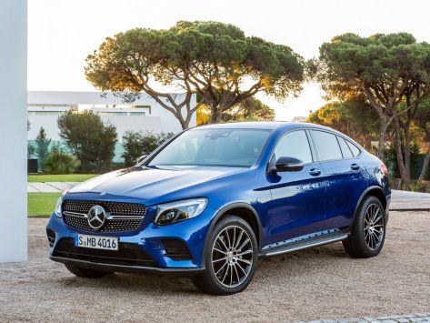 Mercedes-Benz GLC Coupe (C253) 03.2016 - 04.2019