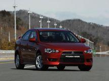Mitsubishi Lancer 2007, седан, 10 поколение, CY