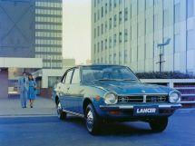 Mitsubishi Lancer 1973, седан, 1 поколение, A70