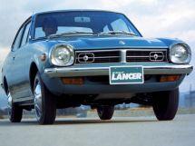 Mitsubishi Lancer 1973, купе, 1 поколение, A70