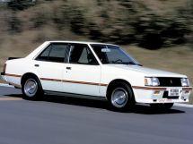 Mitsubishi Lancer 1979, седан, 3 поколение, EX