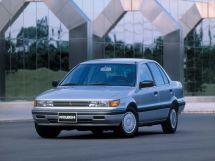 Mitsubishi Lancer 1988, седан, 6 поколение, CA