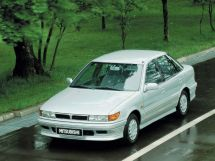 Mitsubishi Lancer 1988, лифтбек, 6 поколение, CA