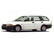 Mitsubishi Libero рестайлинг, 1 поколение, 09.1995 - 12.2002, Универсал