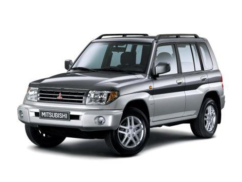 Mitsubishi Pajero Pinin  06.1998 - 08.2005