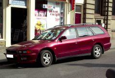 Mitsubishi Sigma 1992, универсал, 1 поколение