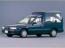 Nissan AD 1992, универсал, 2 поколение, Y10