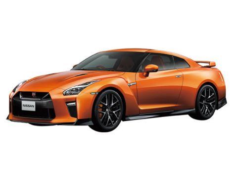 Nissan GT-R (R35) 07.2016 -  н.в.