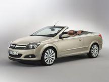 Opel Astra рестайлинг 2006, открытый кузов, 3 поколение, H