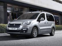 Peugeot Partner Tepee 2-й рестайлинг, 2 поколение, 07.2015 - н.в., Минивэн