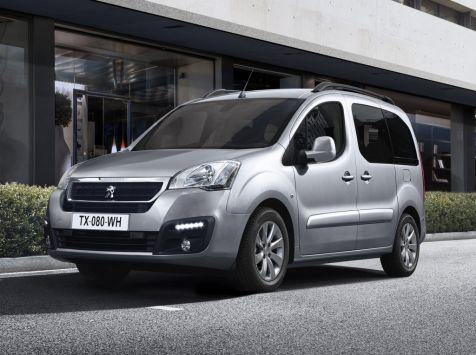 Peugeot Partner Tepee  07.2015 - 09.2018