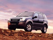 SsangYong Rexton 1 поколение, 09.2001 - 11.2003, Джип/SUV 5 дв.