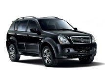 SsangYong Rexton 3-й рестайлинг, 1 поколение, 07.2008 - 06.2012, Джип/SUV 5 дв.