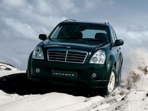 SsangYong Rexton Y250