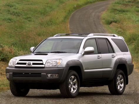 Toyota 4Runner (N210) 08.2002 - 07.2005