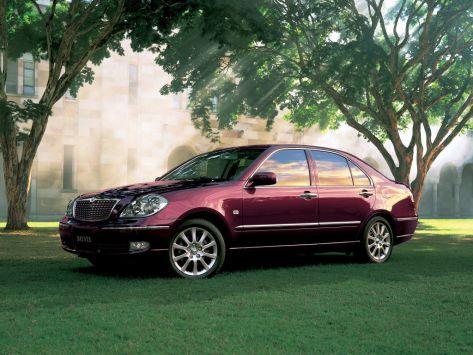 Toyota Brevis (G10) 04.2004 - 05.2007
