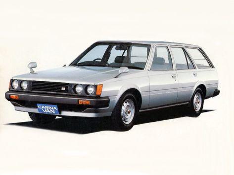Toyota Carina (A60) 09.1981 - 05.1988