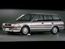Toyota Corolla 1987, универсал, 6 поколение, E90