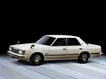 Toyota Crown 1979, седан, 6 поколение, MS110