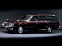 Toyota Crown 1983, универсал, 7 поколение, S120