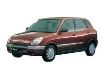 Toyota Duet рестайлинг 2000, хэтчбек 5 дв., 1 поколение, M100, M110