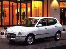 Toyota Duet 1998, хэтчбек 5 дв., 1 поколение, M100, M110