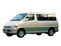 Toyota Granvia рестайлинг 1997, минивэн, 1 поколение, xH10