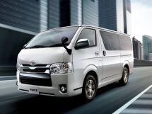 Toyota Hiace 3-й рестайлинг 2013, автобус, 5 поколение, H200