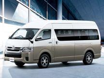 Toyota Hiace 3-й рестайлинг 2013, минивэн, 5 поколение, H200