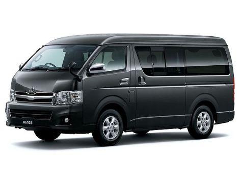 Toyota Hiace (H200) 07.2010 - 11.2013