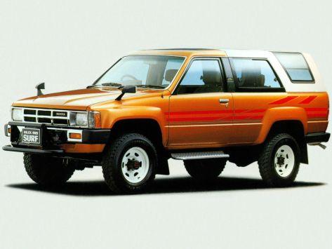 Toyota Hilux Surf (N60) 05.1984 - 04.1989