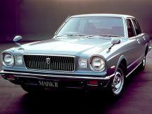 Toyota Mark II 1976, седан, 3 поколение, X30/X40