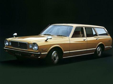 Toyota Mark II (X30/X40) 12.1976 - 04.1980