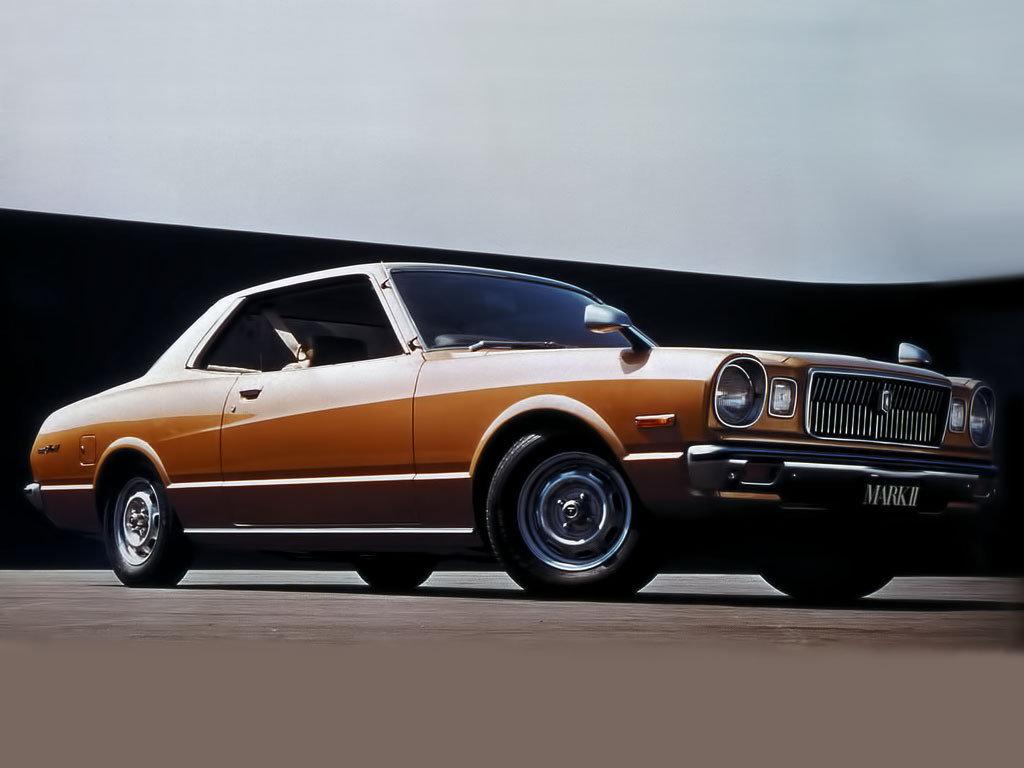 Toyota Mark II 1976, 1977, 1978, 1979, 1980, купе, 3 поколение, X30/X40  технические характеристики и комплектации