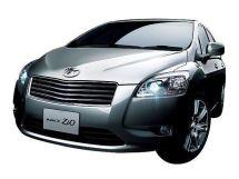 Toyota Mark X Zio 1 поколение, 09.2007 - 01.2011, Минивэн