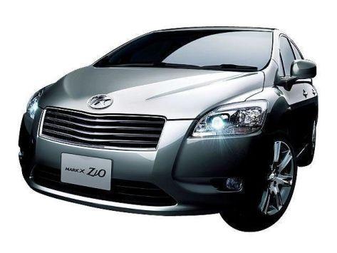 Toyota Mark X Zio (NA10) 09.2007 - 01.2011
