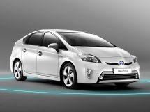 Toyota Prius рестайлинг, 3 поколение, 01.2012 - 05.2017, Лифтбек